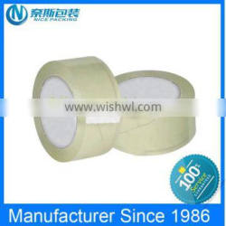 BOPP Super Clear Transparent Carton Packing Sealing Tape for office use