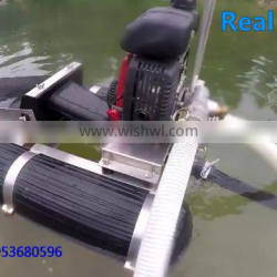 Portable gold mining equipment 2 inch gold dredge for sale