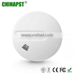 China manufacture CE approved photoelectric smoke detector wireless PST-WHS101