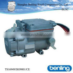 Cooling system wholesale 3kw 24v battery driven electric air con for truck