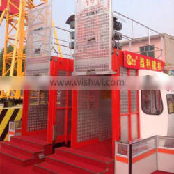 Best Selling Products! SC100-1000kg Single Cage Building Construction Elevator