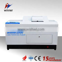 High repeatability Winner2000B laser diffraction calcium carbonate particle size analysis testing machine
