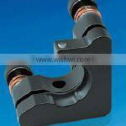 MSCL-08TL/Height of Center Height 25.4mm/high stability Kinematic C type Mounts with 2 adjusters with Lock/Optical Mount