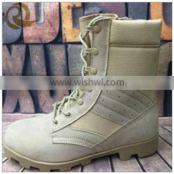 2016 new style high quality cheap price army military boots