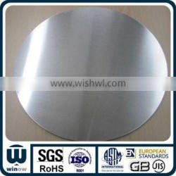 high quality factory price of 1050 aluminum circle for kitchenware