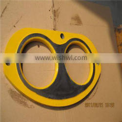 Kyokuto DN225 Concrete Pump Wear Plate and Cutting Ring