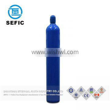 10L Oxygen Gas Cylinder With Medical Valve Used For South Market