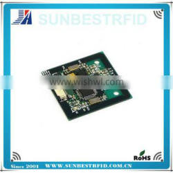 RFID Reader module built-in antenna UART & SPI interface for MF Classic S50 smart card