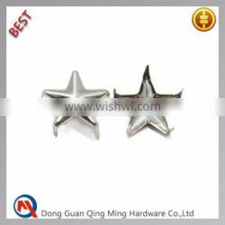 Wholesale Various Size Star Claw Stud For Garment
