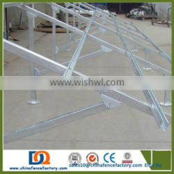 solar mounting bracket l slotted c channel l solar accessories
