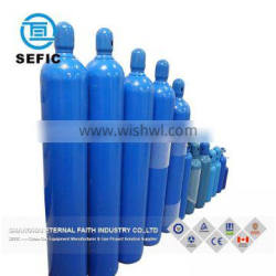 Steel Oxygen Cylinder Can Be Used For Medical Or Diving Equipment