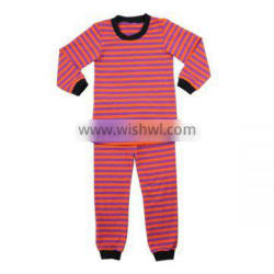 High Quality baby/toddler pajamas children pajamas long sleeve toddler clothing baby pajamas