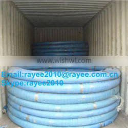 hollow floor used building materials 5.0mm spiral ribbed steel wire for prestressed, 5.0mm spiral rib PC Wire
