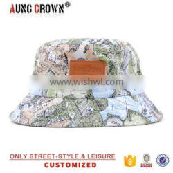 printed bucket hat cheap/bucket hat cheap/bucket hat cap headwear