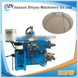 barrel handle making maker bending machine for small businese(email:peggy@jzzhiyou.com)