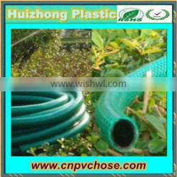 PVC pipe garden hose reel for water delivery