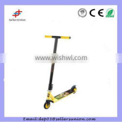 High quality new arrival foot pedal kick scooter