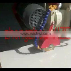 Multi Blade Marble Tile Mosaic Cutting Machines / ceramic porcelain tile waterjet cutting machine