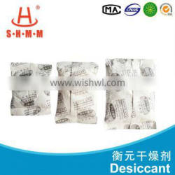 free sample clay desiccant for desiccant pack