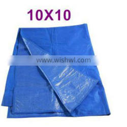 Cheap price canvas fabric for tent practical waterproof protective tarpaulin
