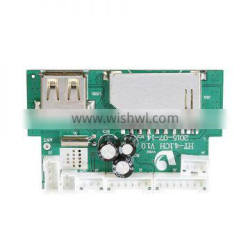 Factory oem usb sd home theater audio circuit board