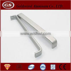 professional aluminum stair handrail for special