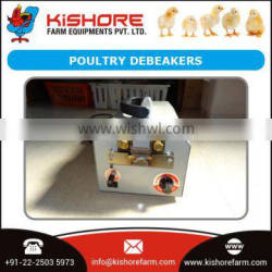 Widely Used Commercial Chicken Poultry Debeakers for Sale