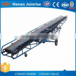 Widely Used Mobile Belt Conveyor For Moveable Transport