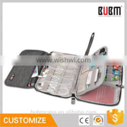 BUBM travel usb cable bag portable electronic accessories travel organizer