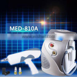 Q-switched Nd YAG laser with medical CE