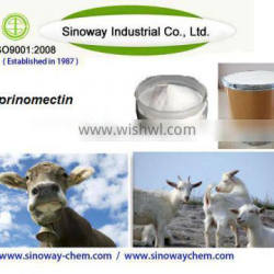 Veterinary Drug materials Eprinomectin 123997-26-2