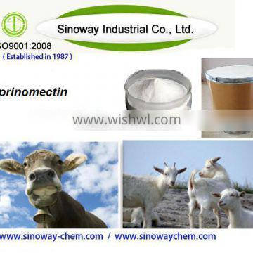 High quality Eprinomectin in bulk with competitive price! 123997-26-2