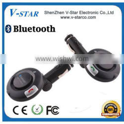 In Car Bluetooth Speakerphone,Bluetooth Hands Free Car Kit With Caller ID With DSP Technology