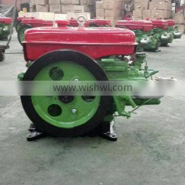 single cylinder dual cycle water-cooled agricultural machinery 1110ED diesel engine