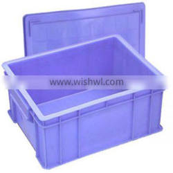 Stackable Warehouse Picking Bin with Lid