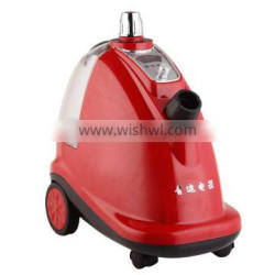 220V 1800w hotel laundry clothes large capacity shopping clothes iron machine with hanger