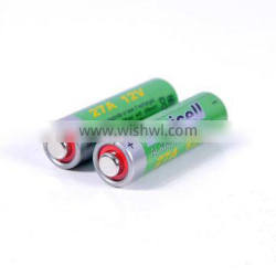 High Quality and High performance 12v dry cell non rechargeable battery 27A