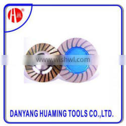 Power Tools Diamond Buff Grinding Disc For Concrete
