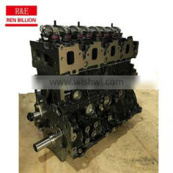 Low Price Genuine ISUZU Diesel engine bare engine electrical motor Used for truck