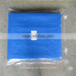 Factory Price HDPE Tarpaulin 2x3 m with Holes in Poly Bag With Paper Insert