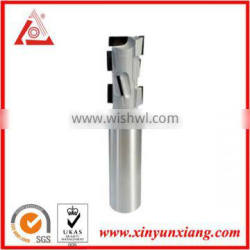 Element Six Diamond shank router bit (1+1) for woodworking CNC