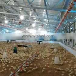 poultry house equipment broiler breeding system