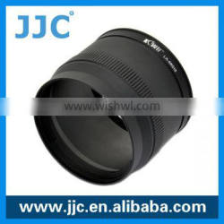 JJC Factory direct sale wide-angle lens 58mm lens adapter ring