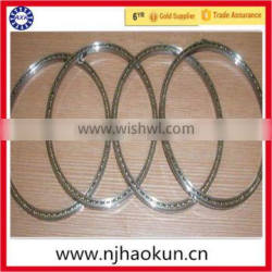 German quality special type thin section bearing NC090XP0 thin-wall ball bearing