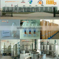 90% Mixed plant sterols powder manufacturer