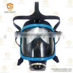 Light weight Full face gas mask with single connector-Ayonsafety