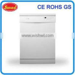 Freestanding Home Use Silver Dishwasher With CE ROHS GS SAA