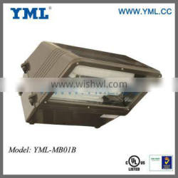 YML TUV CE UL cert Induction Outdoor 60W induction Wallpack Lamp