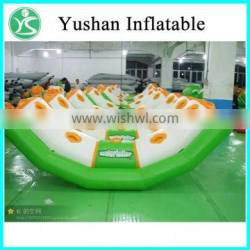 China suppliers best price durable inflatable water floating games