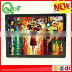 acrylic promotional wall-mounted digital cute acrylic picture gift frame